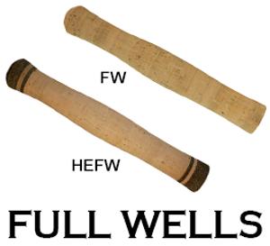 Full Well - Fly Cork - Super Grade/A Grade