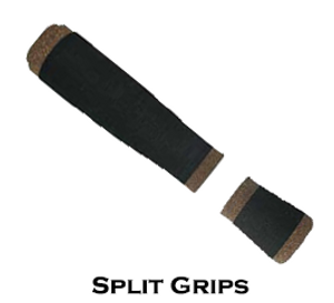 EVA/HDCC Split Grips