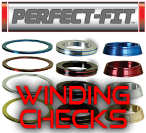 Perfect Fit Trim Rings and Winding Checks