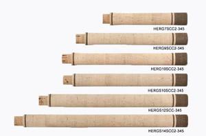 Cork Rear Grips (SCC) - Super Grade Cork/HDCC