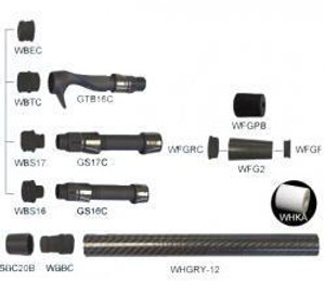 Woven Grip Components