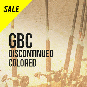 GBC Discontinued Color/Camo Blanks