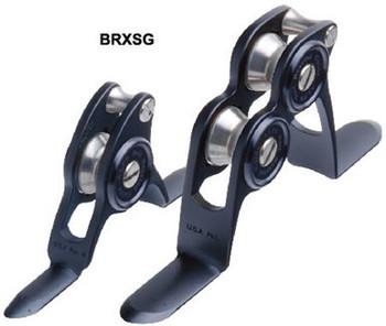 BRXSG3  50-80lb Roller Guides - Black