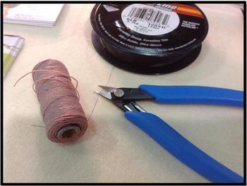 Micro-Schear Thread Scissors -  Flex Coat XC1
