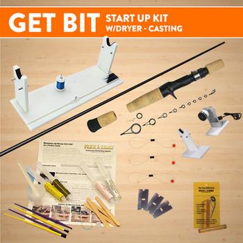 Complete Get Bit Startup Kit w/Dryer - Casting