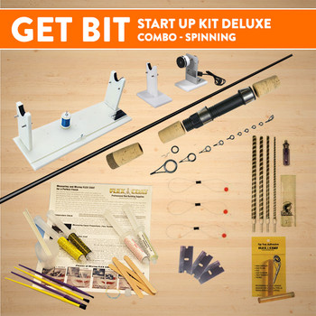Get Bit Start Up Kit Deluxe Combo - Spinning