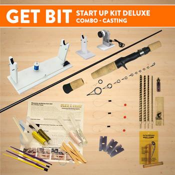 Get Bit Start Up Kit Deluxe Combo - Casting