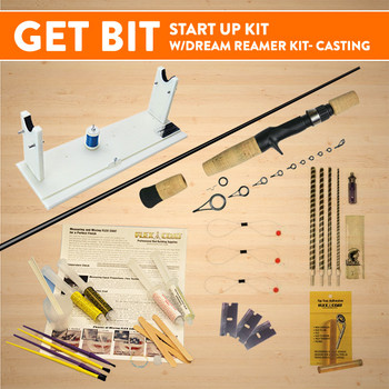 Get Bit Startup Kit w/Dream Reamer Kit- Casting