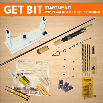 Get Bit Startup Kit w/Dream Reamer Kit- Spinning