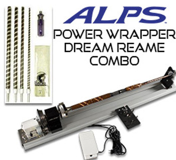 ALPS Upgraded Wrapper 220v W/ Dream Reamer Kit