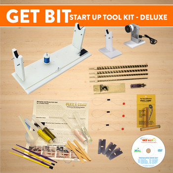 Get Bit Start Up Tool Kit - Deluxe