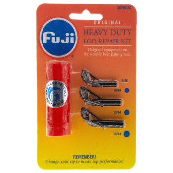Fuji Heavy Duty Rod Tip Repait Kit