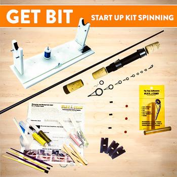 Get Bit Start Up Kit Spinning