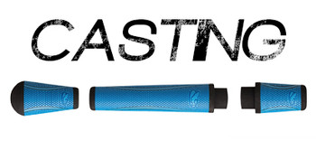 Winn Split Grip Casting Kit - Blue