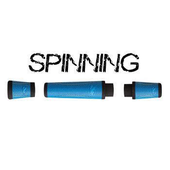Winn Split Grip Spinning Kit - Blue