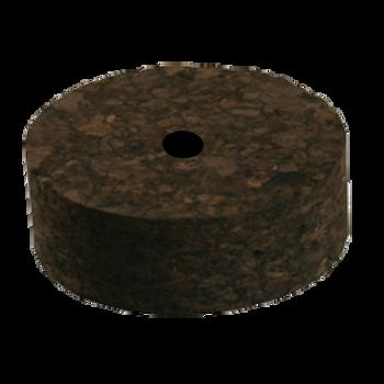"BURL Burnt Cork Rings 1 3/4"" Size"