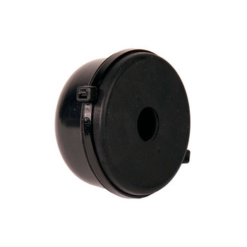 "Flex Coat Self Adjusting Chuck 1/4"" Shaft - Black"