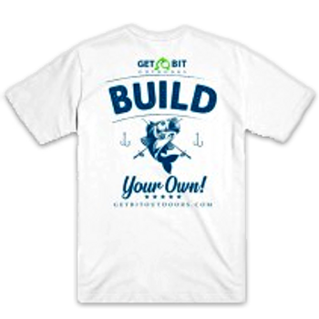 Build Your Own Side Fish T-shirt