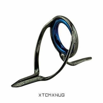 XTCMXNUG  Medium XN (MXN) Guides - Titanium Chrome / Blue
