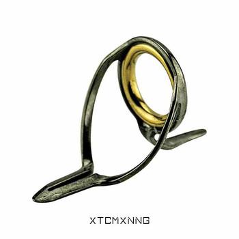 ALPS Medium XN (MXN) Guides - Titanium Chrome / Gold - XTCMXNNG