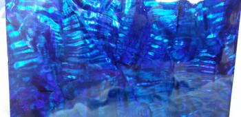 Abalone - Cobalt Blue Awabi