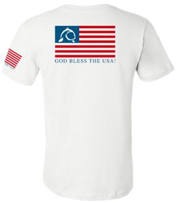 Get Bit USA Short Sleeve T-Shirt