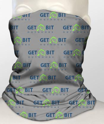 Get Bit Grey Gaiter
