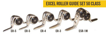50lb Set Excel Series Roller Guide