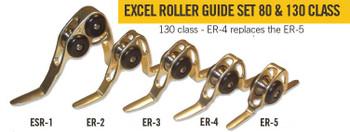 80lb Set Excel Series Roller Guide