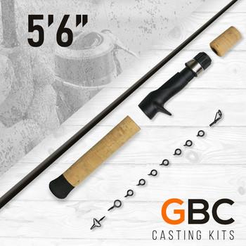 "GBCC 5'6"" MH Cast Kit"