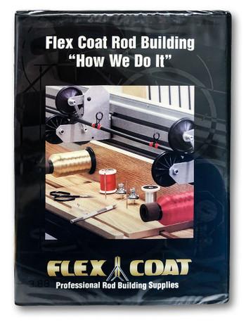 Flex Coat DVD and Books
