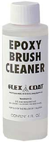Flex Coat Epoxy Brush Cleaner