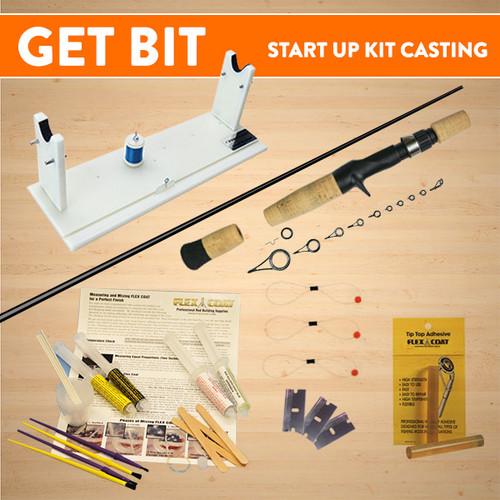 Get Bit Start Up Kit Casting