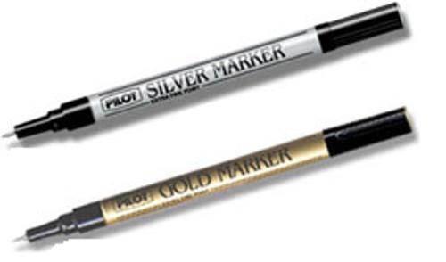 Metallic Signature Pens