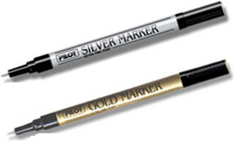 Metallic Signature Pens