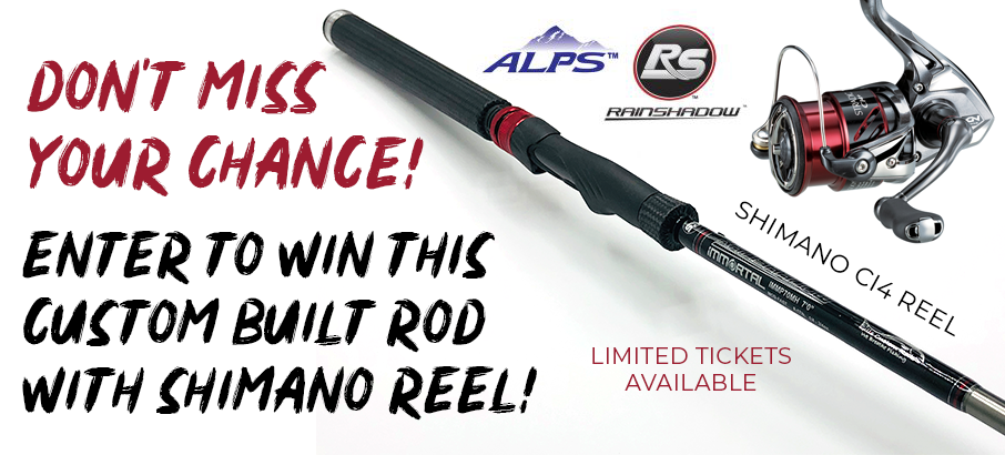Custom Rod Raffle
