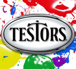 Testors Marbling