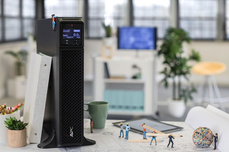 What are some key features to understand when choosing a UPS system?