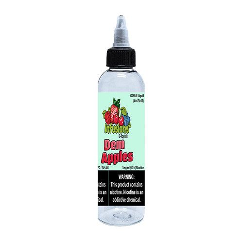 Infusions Dem Apples Standard 120ML