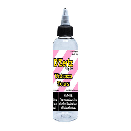 D'Zertz Unicorn Tears Standard 120ML