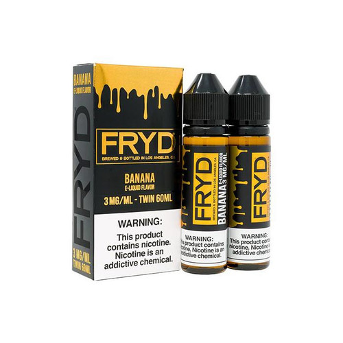 FRYD Banana 120ML