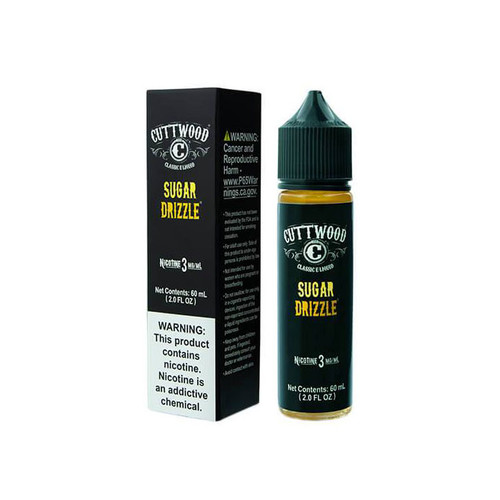 Cuttwood Sugar Drizzle 60ML
