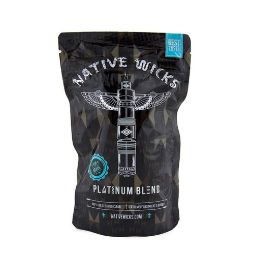 Native Wicks Platinum Cotton Blend