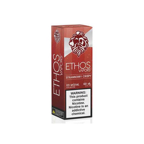 Ethos Strawberry Crispy 60ML