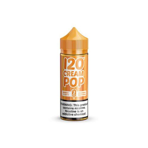 Mad Hatter 120 Cream Pop 120ML