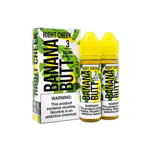 Banana Butt Right Cheek 120ML