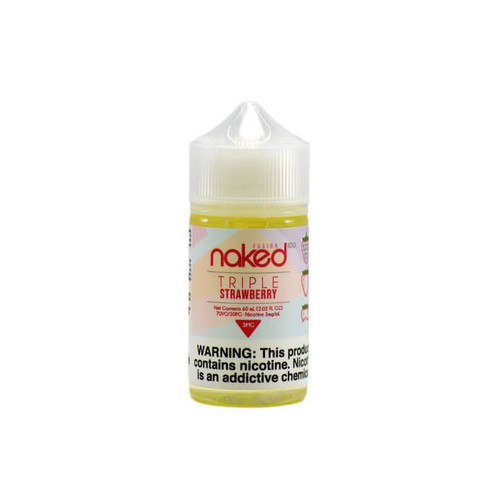 Naked 100 Triple Strawberry 60ML