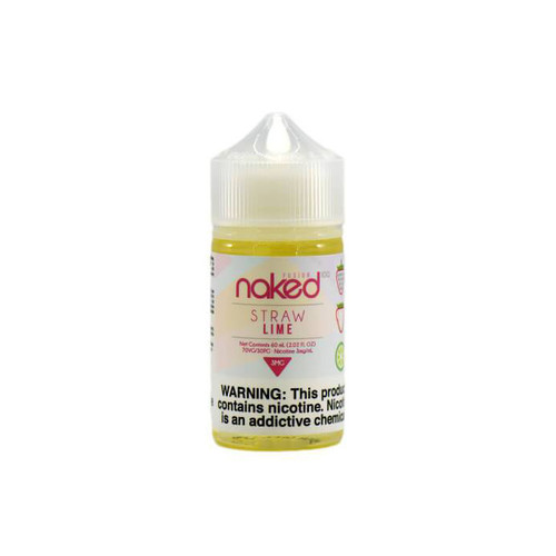 Naked 100 Straw Lime 60ML