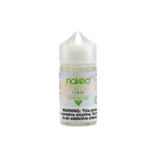 Naked 100 Green Lemon 60ML