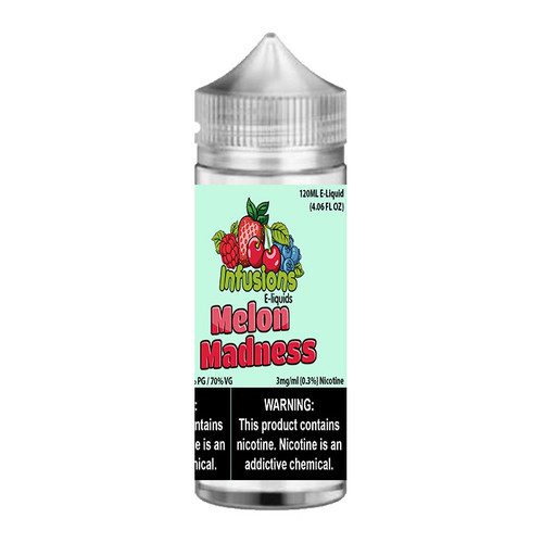 Infusions Melon Madness Chubby Gorilla 120ML